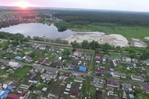 В Радице-Крыловке добытчики песка уничтожают речку