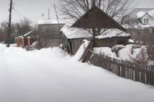 В Карачевском районе деревню оставили без газа и помощи
