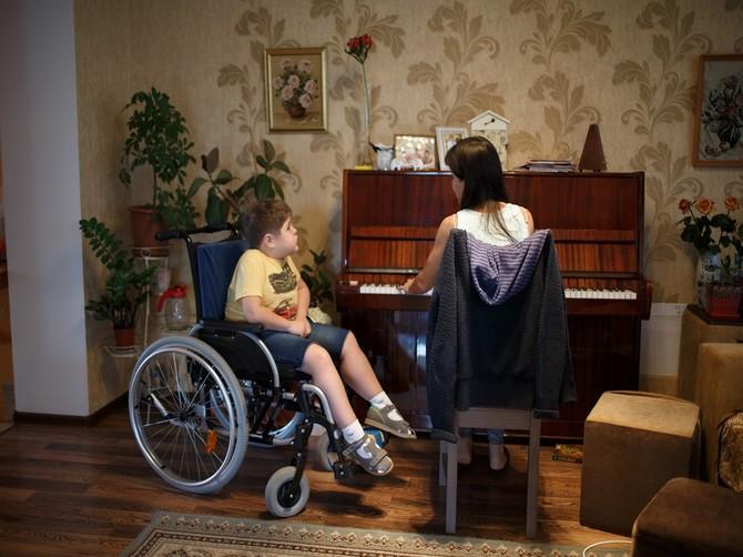 В Брянске заработала школа сестринского ухода для тяжелобольных детей