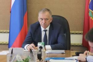 В состав брянского правительства вернули Юрия Мокренко