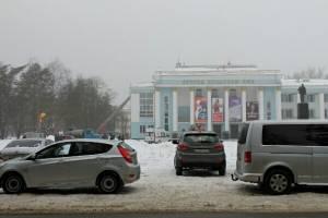 В Брянске потушили условный пожар в ДК БМЗ