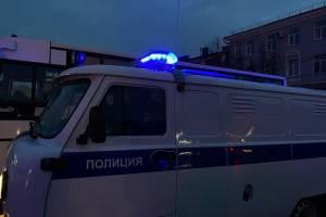Брянские полицейские за «митинг» состряпали дело на невиновную