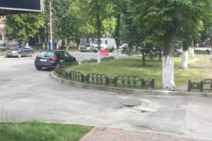 В Брянске требуют наказать дорожников за забытый кордон