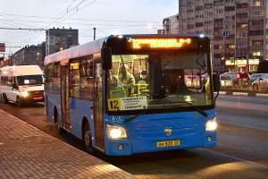 В Брянске троллейбусы №12 временно заменили автобусами