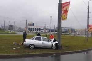 В Брянске в жутком ДТП у «Аэропарка» погиб 22-летний парень