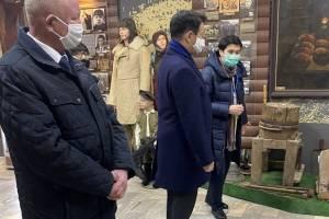 Для брянцев открыл двери обновленный музей на Партизанской поляне