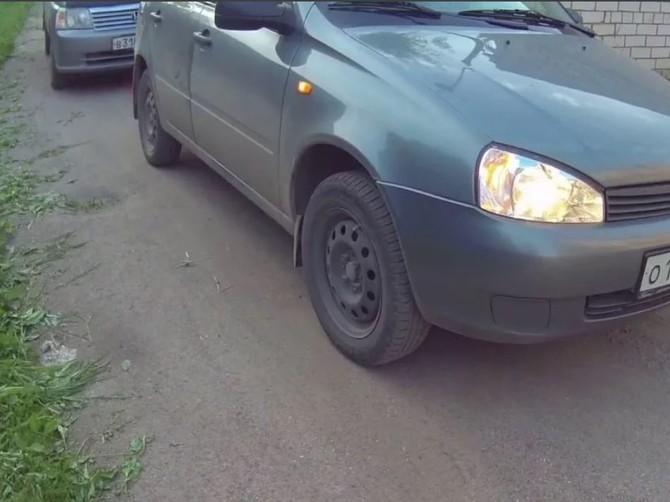 Брянцу в беде на дороге помог водитель «Калины»