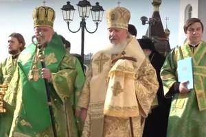 В праздник Собора брянских святых состоялся крестный ход
