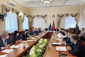 Депутаты Брянской облдумы назвали кандидатов в мировые судьи