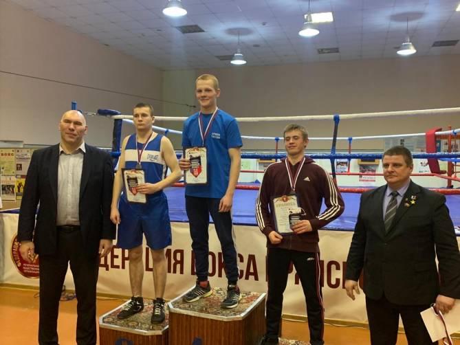 В Брянске определили лучших боксеров