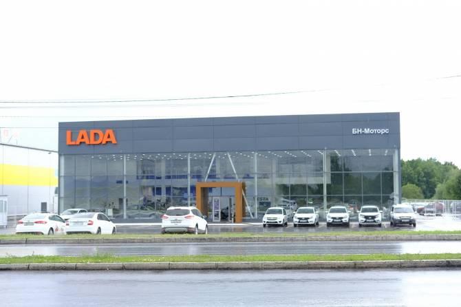 Мэрия Брянска проиграла суд из-за земли дилеру «Lada»