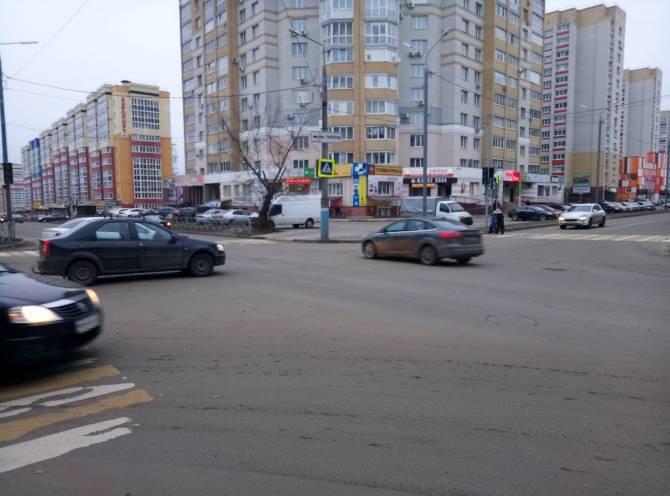 В Брянске на улице Горбатова ограничат парковку
