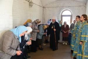 Брянский митрополит Александр совершил богослужение в честь Рождества пресвятой Богородицы