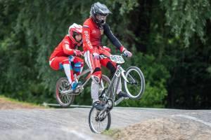 В Брянске на чемпионате и первенстве ЦФО сразились 50 велогонщиков