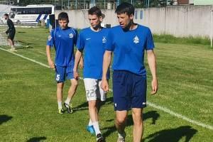 Футболисты брянского «Динамо» вышли из отпуска