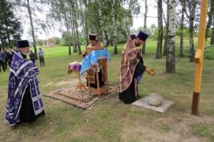 В брянской деревне Лужецкая построят новый храм