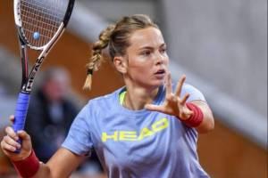 Брянская теннисистка Влада Коваль стала финалисткой турнира в Йоханнесбурге