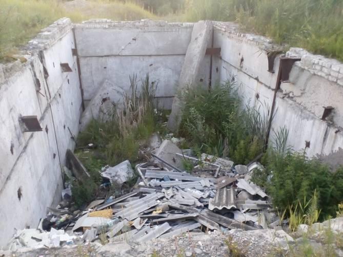 В Брянске жители Бежичей пожаловались на опасный провал