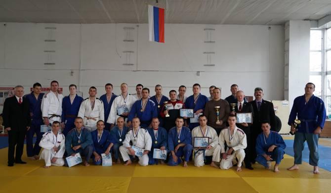 Брянские росгвардейцы победили на чемпионате по дзюдо