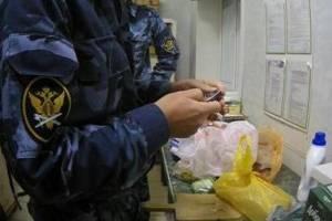 Брянскому заключенному пытались передать телефон в коробке из-под сока
