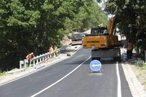 На Брянщине отремонтировали 4,4 км трассы Дятьково-Любохна