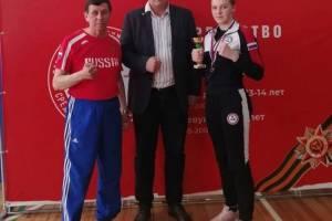 Брянская девушка выиграла серебро первенства России по боксу