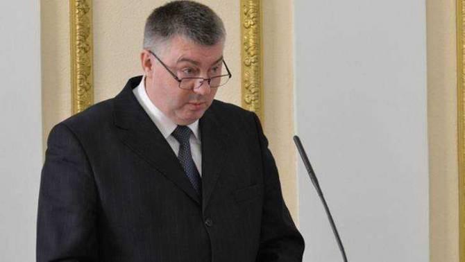 Экс-начальник брянских пограничников попал в реанимацию из-за коронавируса
