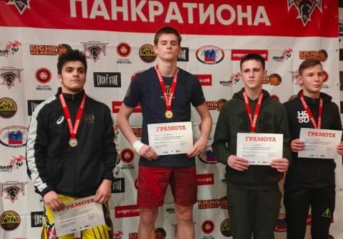 Брянец Иван Сизых победил на всероссийском турнире
