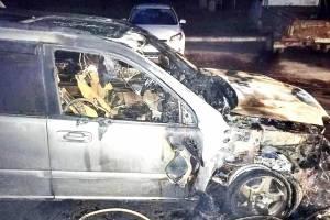 С начала года в Брянской области загорелись 59 автомобилей