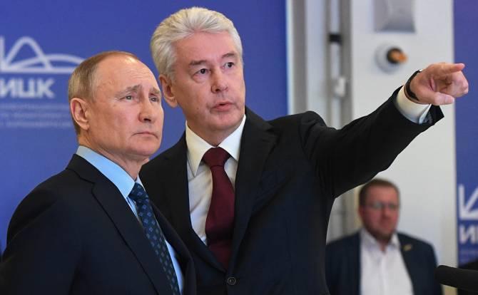 В Москве ввели режим всеобщей самоизоляции