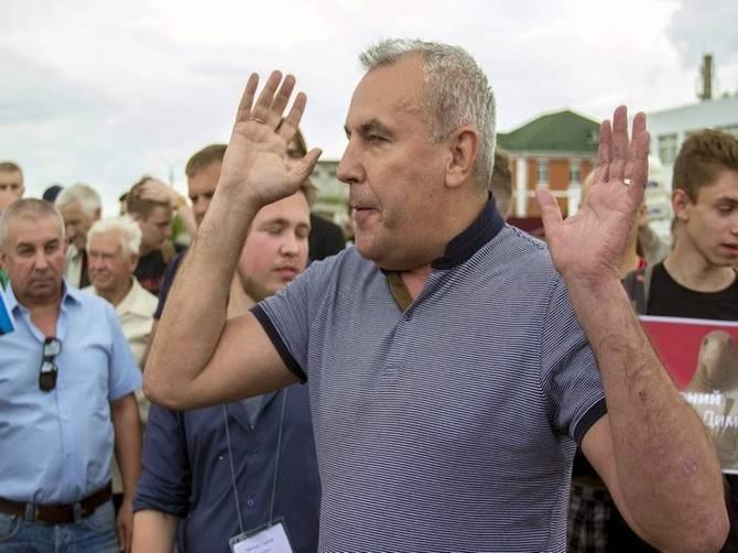 В Брянске осудят информатора скандального блогера Коломейцева