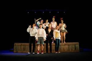 Брянцев пригласили на спектакль «Любовь в стиле баROCKко»