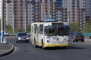 В Брянске за неуплату налогов заблокировали счета троллейбусного предприятия