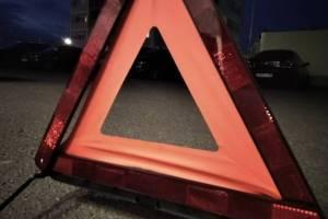 В Почепе водитель устроил ДТП и скрылся