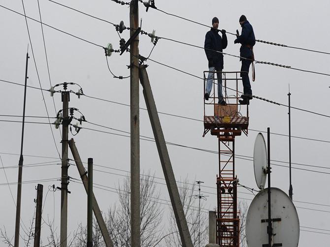 В Новозыбковском районе в 7 селах отключат свет