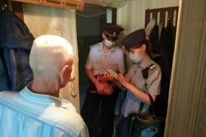 В Брянске проверили отбывающих наказание на свободе осужденных