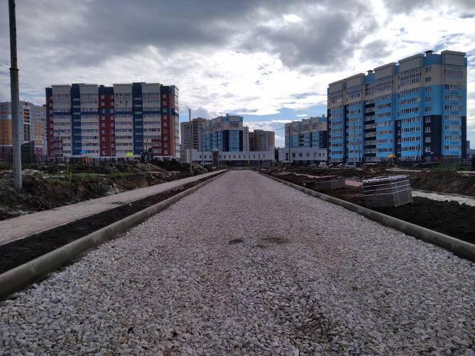 Как в Брянске появляются новые улицы