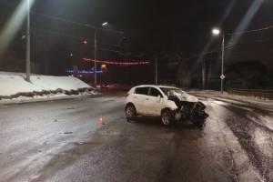 В серьезном ДТП на Городищенской горке в Брянске ранены двое