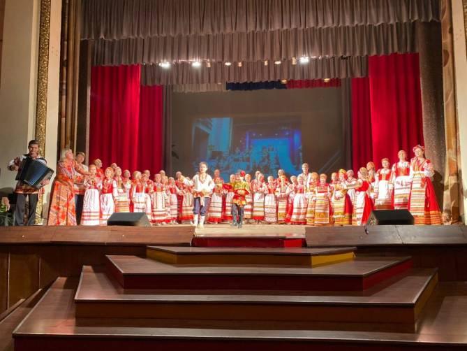 В брянском ДК железнодорожников прошёл День открытых дверей