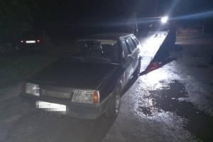 В Климовском районе 17-летний подросток гонял по селу на «ВАЗ»