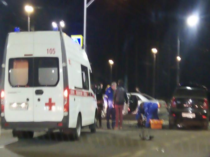 В Брянске опубликовали второе видео жуткого ДТП на Кургане
