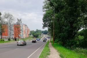 Брянцы просят оборудовать тротуар вдоль дороги в Путевку