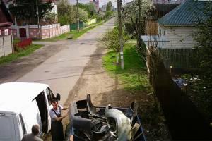 В Брянске бизнесменов просят наказать за свалку на улице Пересвета