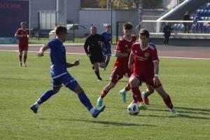 Молодежка брянского «Динамо» дома разгромно проиграла «Локомотиву» из Лисок