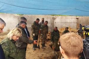На канале Россия-24 рассказали об освобождении брянского концлагеря