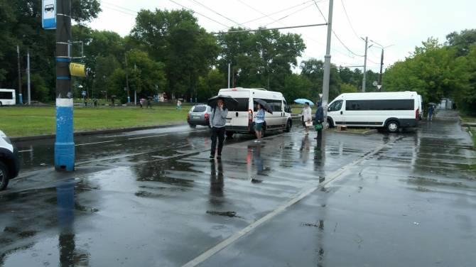 Позор администрации: брянцев возмутил ремонт бульвара Щорса