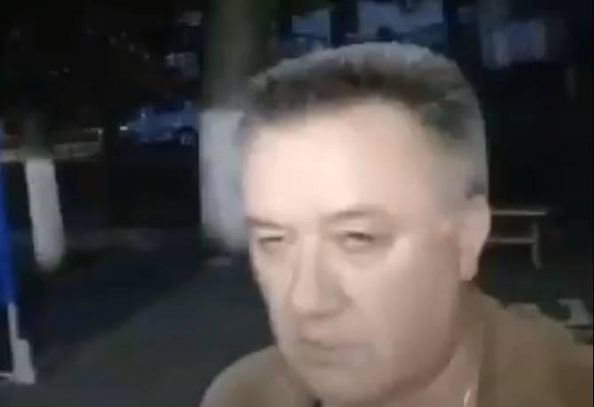 В Брянске на избирательном участке напали на депутата облдумы