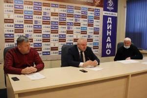 Академия футбола «Динамо-Брянск» начала свою работу