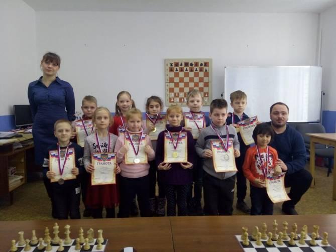В Брянске прошло первенство области по быстрым шашкам