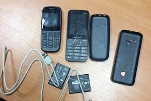 Брянец пытался доставить бывшим сокамерникам два мобильника и наркотики